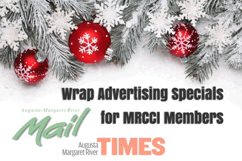 Christmas advertising: 30% discount for MRCCI members