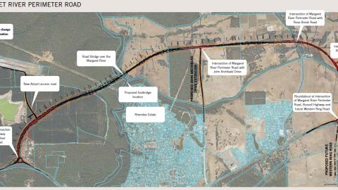 Margaret River Perimeter Road Update