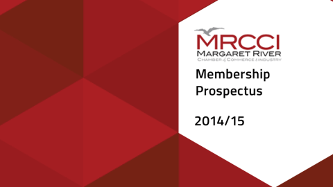 Introducing the MRCCI 2014 Membership Prospectus