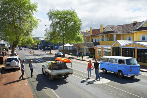 $5.5 Million for Margaret River Main Street Upgrade