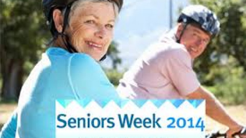 Request for Donations for Seniors Week Event