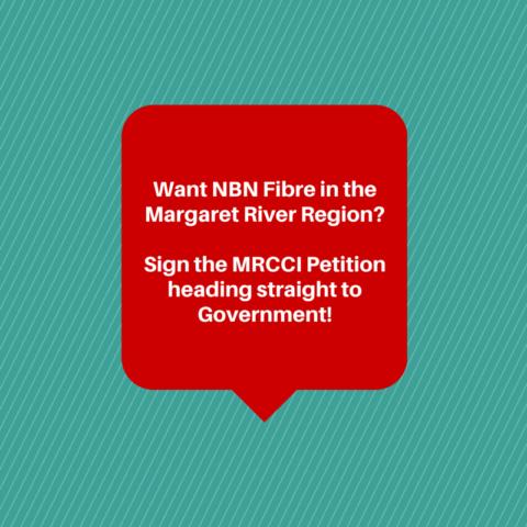 Sign the Online Petition: Margaret River NBN Fibre