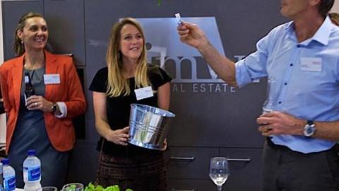 JMW Real Estate Office Opening Sundowner