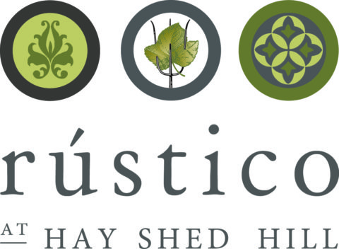 Welcome Rustico at Hayshed Hill!