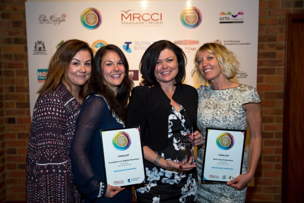 2016 Business of the Year, Expressions Australia