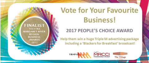 Vote for the 2017 People's Choice Award