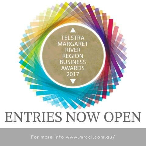 The Telstra Margaret River Region Business Awards are OPEN!