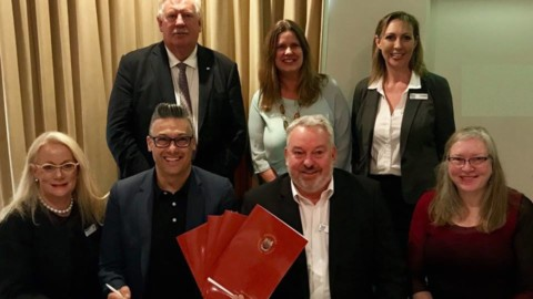 Capes Regional Business Network Formalised