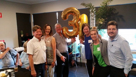 Forrest Personnel Celebrates 30 years with an MRCCI Member Sundowner