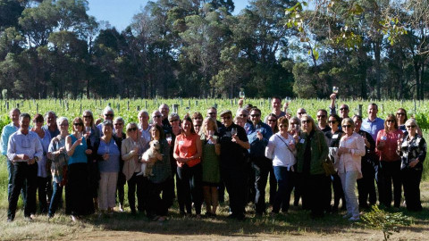 50 Years of Margaret River Wine, MRCCI's Big Bus Tour Celebration