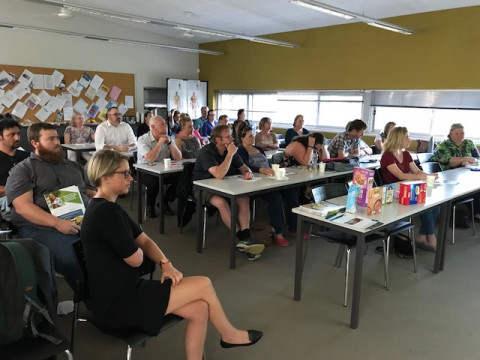 Huge turn out for the MRCCI & CSIRO Food Labelling Workshop
