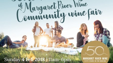 50th Anniversary of Wine Community Wine Fair!