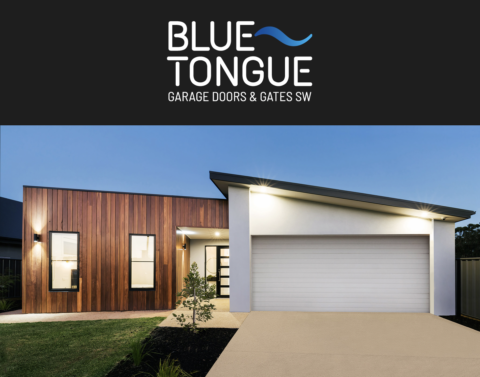 Welcome to Blue Tongue Garage Doors!