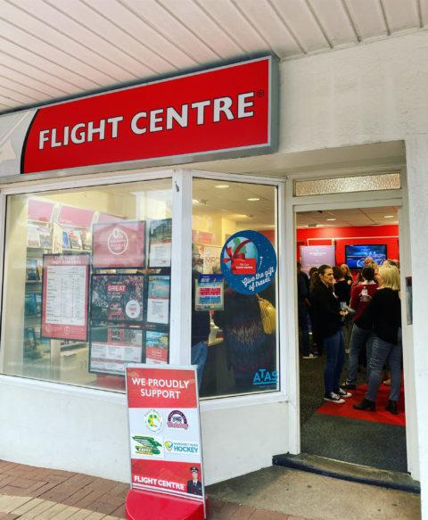 November Sundowner at Flight Centre!