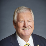 Profile picture of Hon. Barry John House MLC BEc, JP